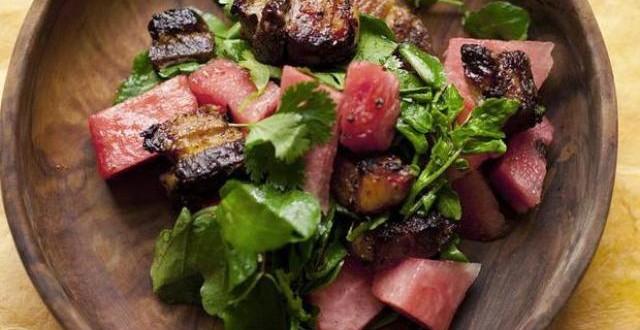 мясо в арбузе
