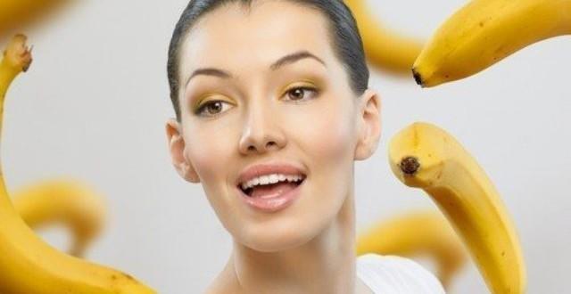 бананы против морщин
