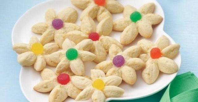 печенье Ромашки