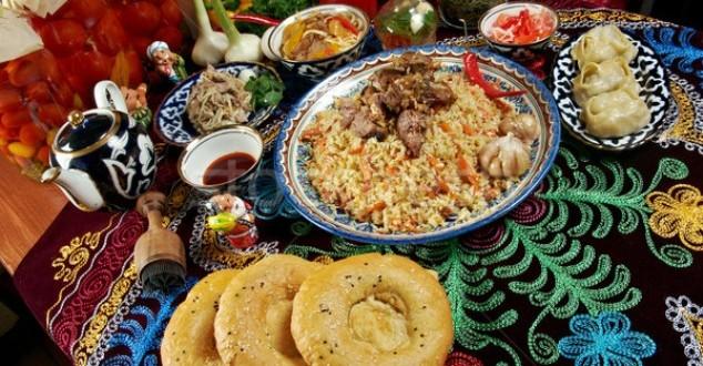 гостеприимство по узбекски