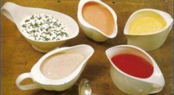 соусов французской кухни