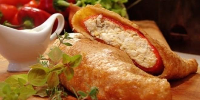 Чушка бюрек — болгарское блюдо1