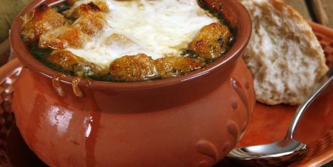 лукового суп