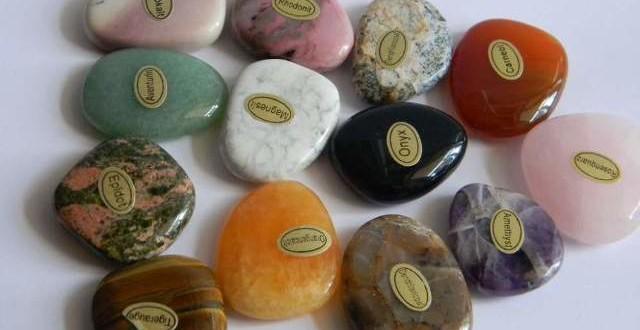камни — природные биостимуляторы