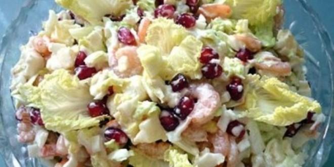 салат с креветками1
