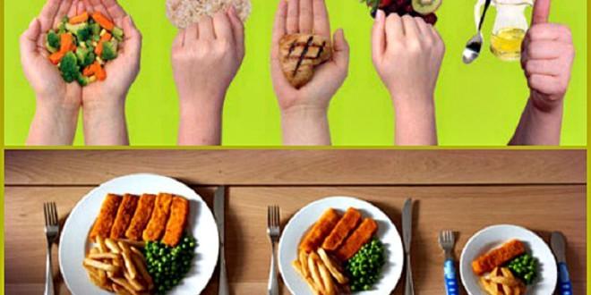 Как уменьшить количество употребляемой пищи