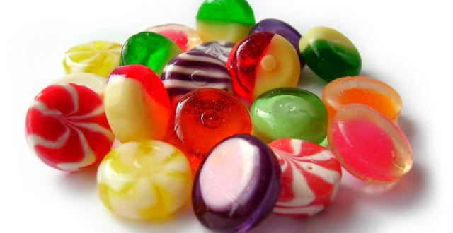 карамельных конфет