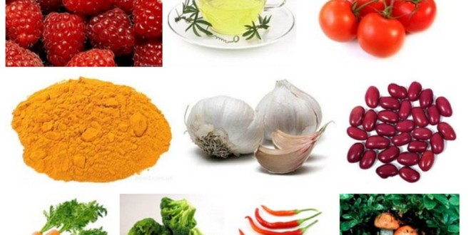 10 растений убийц рака