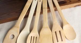 деревянные лопатки